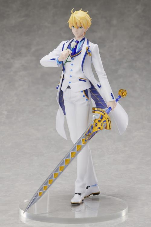 Aniplex: Fate/Grand Order - Saber (Arthur Pendragon) White Rose Ver. 1/7 Scale Figure