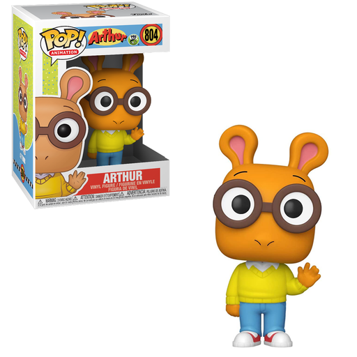 Funko POP! Arthur the Aardvark - Arthur Vinyl Figure #804