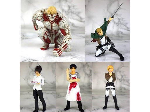 Attack on Titan Real Figure Collection Volume 2 - Blind Capsule Figure