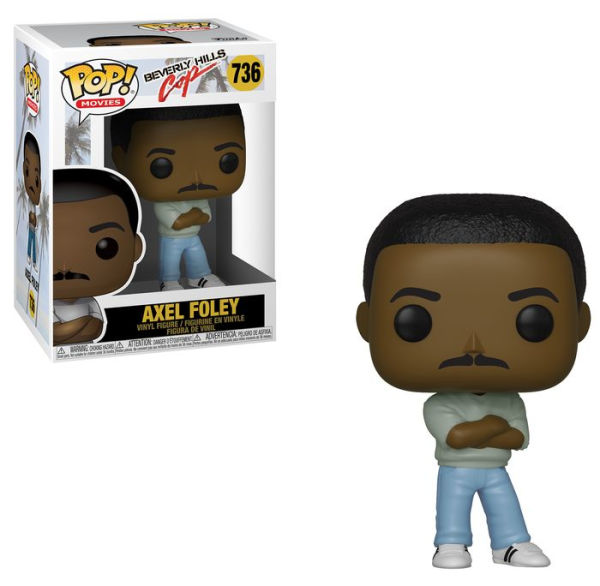Funko POP! Beverly Hills Cop - Axel Foley Vinyl Figure #736