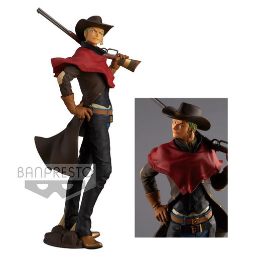 Banpresto: One Piece Treasure Cruise World Journey Vol. 1 - Roronoa Zoro
