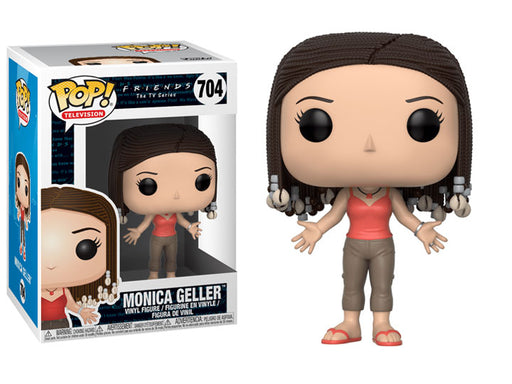 Funko POP! Friends - Monica Geller with Braids Common Vinyl Figure #704