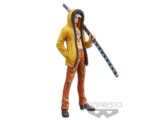 Banpresto: One Piece: Stampede - DXF ~The Grandline Men~ Vol. 5 Trafalgar Law