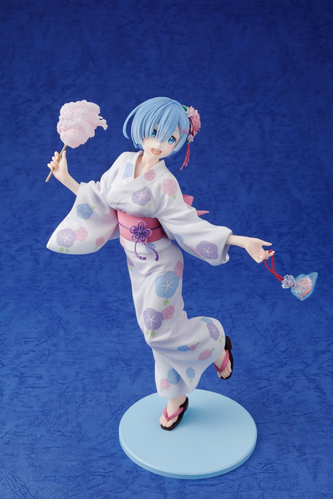 Kadokawa: Re:Zero -Starting Life in Another World - Rem Yukata Ver. 1/7 Scale Figure