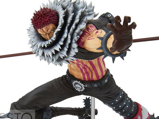 Banpresto: One Piece World Figure Colosseum 2 Vol. 5 - Charlotte Katakuri