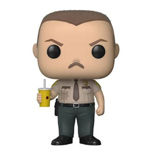 Funko POP! Super Troopers - Farva Vinyl Figure #583