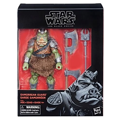 Star Wars: The Black Series - Gamorrean Guard (Return of the Jedi) 6-Inch Action Figure