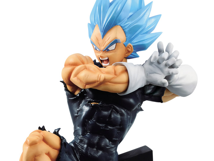 Banpresto: Dragon Ball Super Tag Fighters - Super Saiyan God Super Saiyan Vegeta