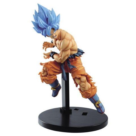 [PRE-ORDER] Banpresto: Dragon Ball Super Tag Fighters - Super Saiyan God Super Saiyan Son Goku