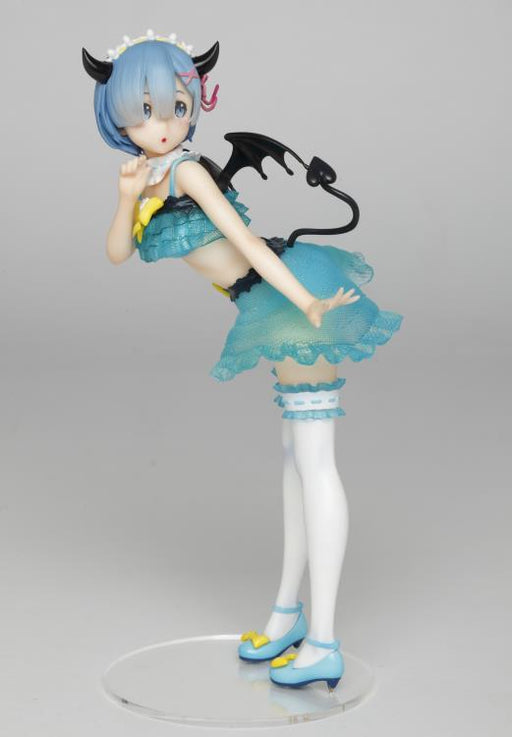 [PRE-ORDER] Taito: Re:Zero Starting Life in Another World - Rem (Pretty Devil Ver.) Figure