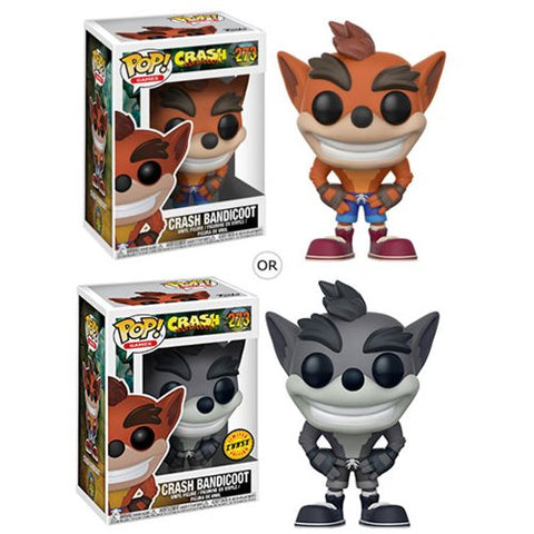 Funko POP! Crash Bandicoot - Crash Bandicoot Vinyl Figure #273