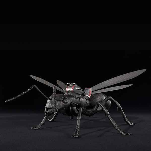 Tamashii Nations S.H. Figuarts: Ant-Man And The Wasp - Ant-Man & Ant Set