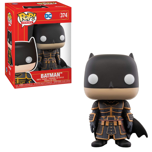 Funko POP! DC Heroes: Imperial Palace - Batman Vinyl Figure #374