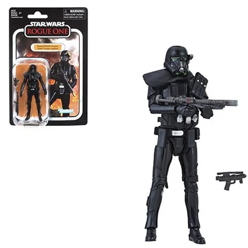 """Star Wars /""""The Vintage Collection/"""" Imperial Death Trooper 3 3//4-Inch Action Figu"""