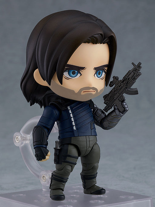 Nendoroid: Avengers: Infinity War - Winter Soldier Infinity Edition Deluxe Version #1127-DX