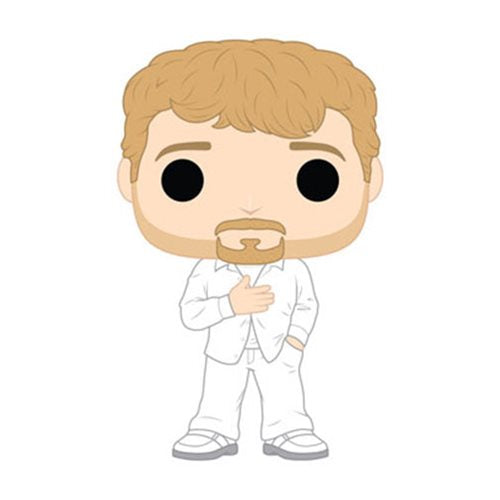 Funko POP! Rocks: Backstreet Boys - Brian Littrell Vinyl Figure