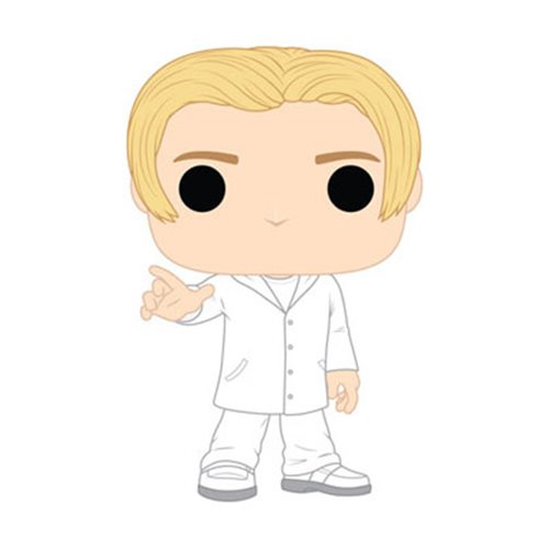 Funko POP! Rocks: Backstreet Boys - Nick Carter Vinyl Figure