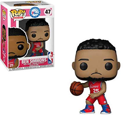 Funko POP! NBA: Sixers - Ben Simmons Vinyl Figure #47