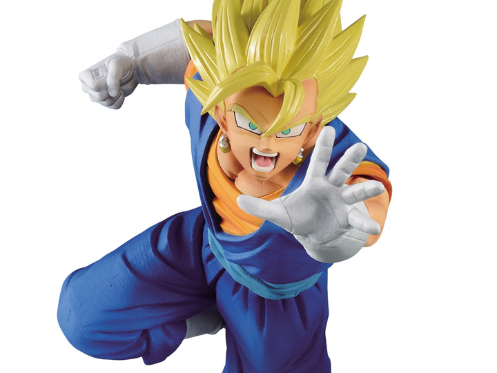 Banpresto: Dragon Ball Super CHOSENSHIRETSUDEN Vol. 2 - Super Saiyan Vegito Figure