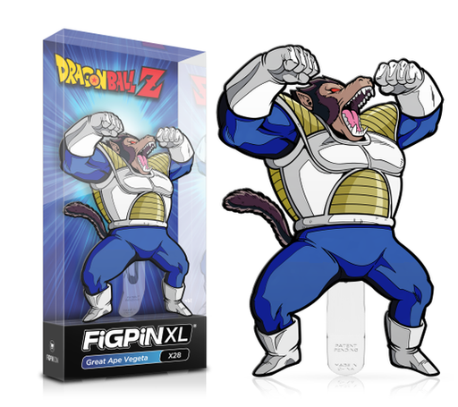 FiGPiN XL: Dragon Ball Z - Great Ape Vegeta #X28