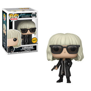 Funko POP! Atomic Blonde - Lorraine Broughton with Gun Chase Vinyl Figure #566