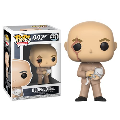 Funko POP! 007: James Bond - Blofeld Vinyl Figure #521
