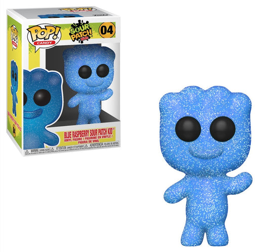 Funko POP! Sour Patch Kids - Blue Raspberry Sour Patch Kid Vinyl Figure #4