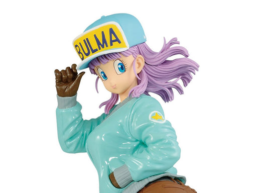 Banpresto: Dragon Ball Glitter & Glamours - Bulma II (B:Special Color)