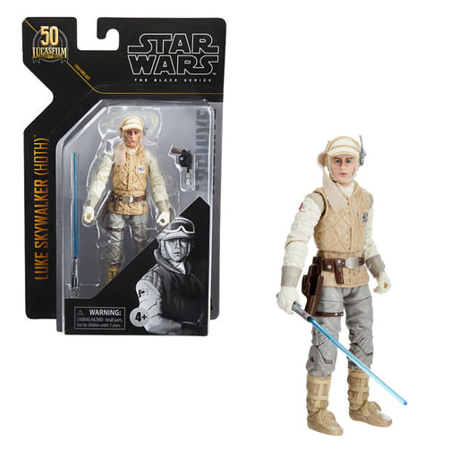 Star Wars: The Black Series Archive - Luke Skywalker (Hoth Gear) 6-Inch Action Figure