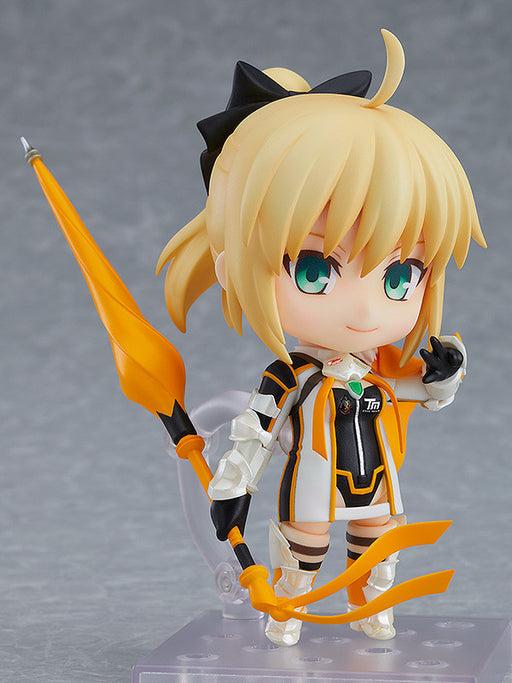 Nendoroid: GOODSMILE RACING & TYPE-MOON RACING - Altria Pendragon: Racing Ver. #1177