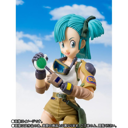 Tamashii Nations S.H. Figuarts: Dragon Ball - Bulma