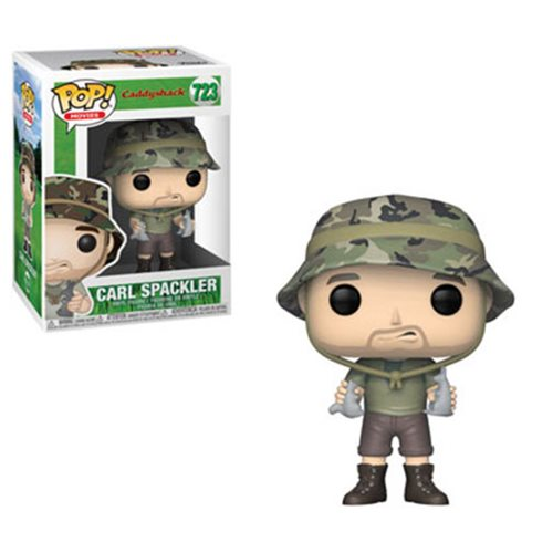 Funko POP! Caddy Shack - Carl Spackler Vinyl Figure #723