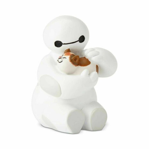 Disney Showcase: Big Hero 6 - Baymax Petting Cat Mini Figurine