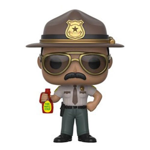 Funko POP! Super Troopers - Ramathorn Vinyl Figure #581