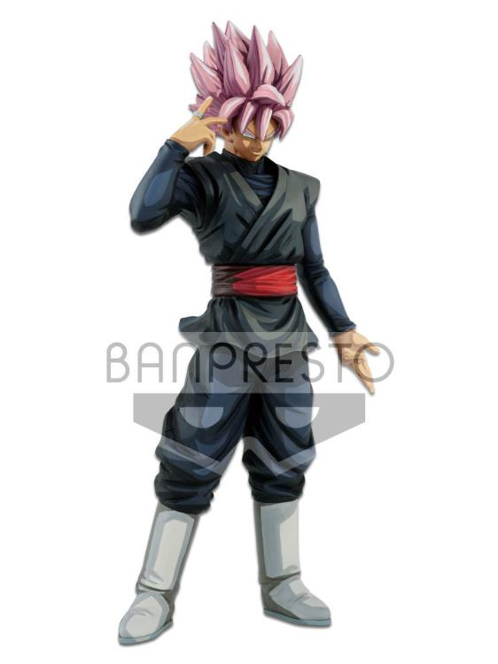 Banpresto Manga Dimensions: Dragon Ball Super -  Super Saiyan Rose Goku Black