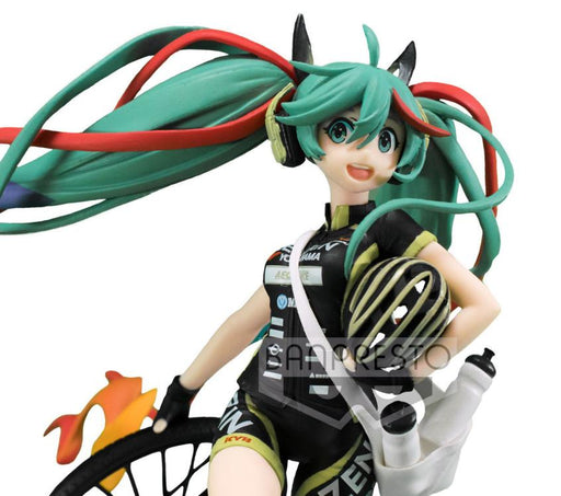 Banpresto: Vocaloid SQ Racing Miku (2016 Team UKYO Cheering Ver.)