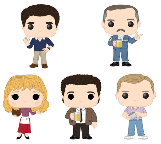 Funko POP! Cheers - Complete Set of 5