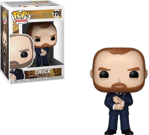 Funko POP! Billions - Chuck Vinyl Figure #770