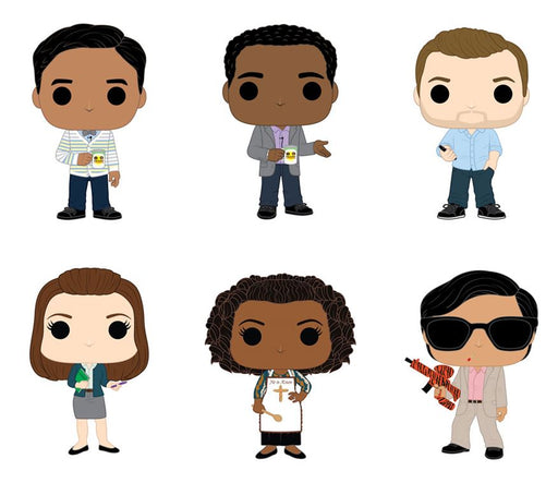 Funko POP! Community - Complete Set of 6
