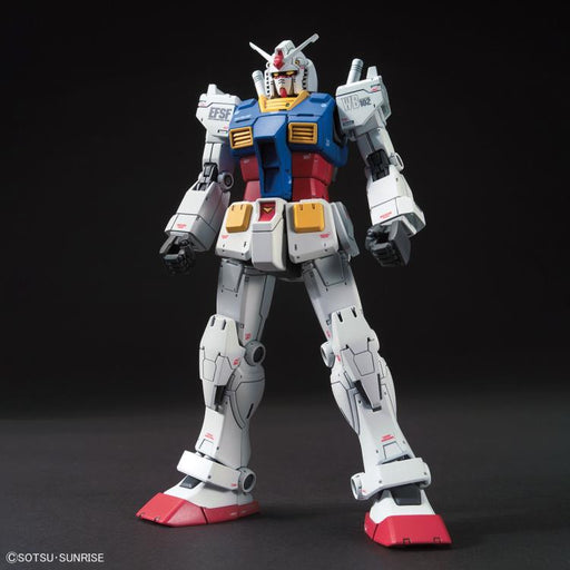 Bandai Spirit: Gundam: The Origin - HG 1/144 Gundam RX-78-2 Model Kit #26