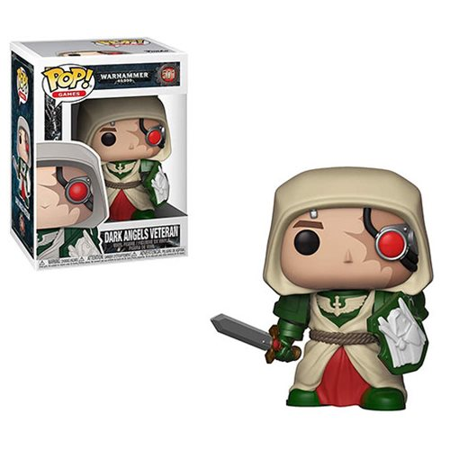 Funko POP! Warhammer 40k - Dark Angel Veteran Vinyl Figure #501