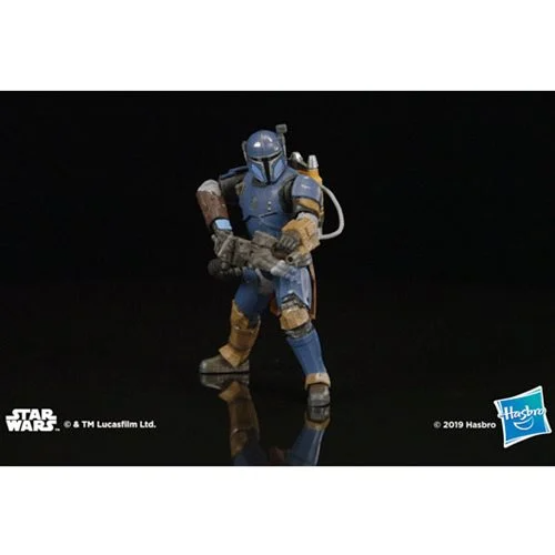[PRE-ORDER] Star Wars: The Black Series - Heavy Infantry Mandalorian (The Mandalorian) 6-Inch Action Figure