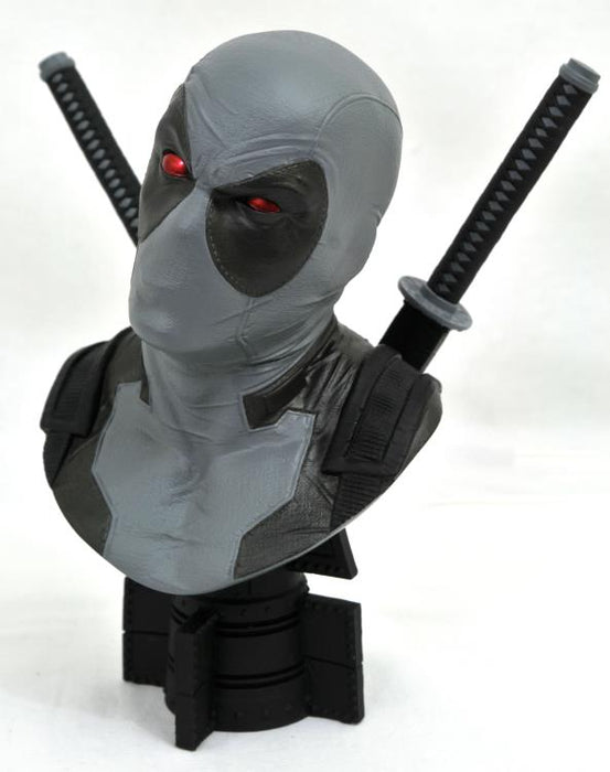 Diamond Select Toys: Marvel - X-Force Deadpool 1/2 Scale Bust Preview Exclusive (2019 SDCC)
