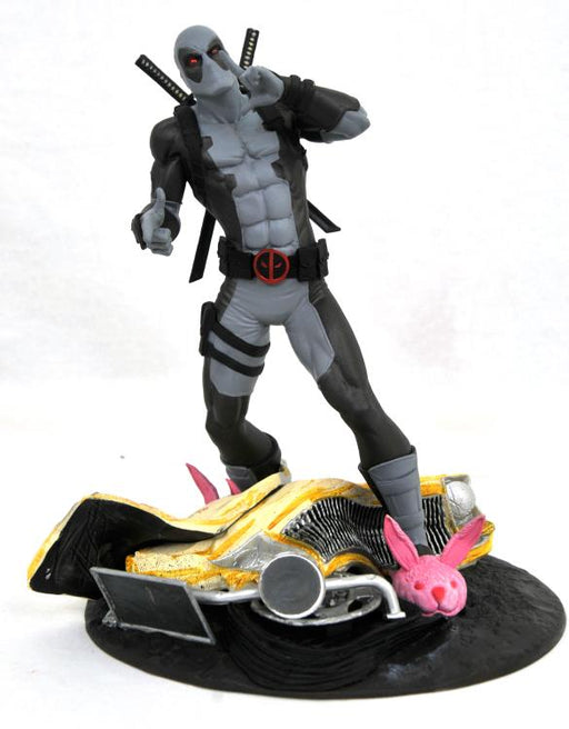 Marvel Gallery: X-Force Uniform Taco Truck Deadpool SDCC 2019 Preview Exclusive Figure