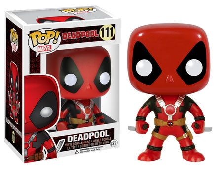 Funko POP! Deadpool - Deadpool with Swords Vinyl Figure #111