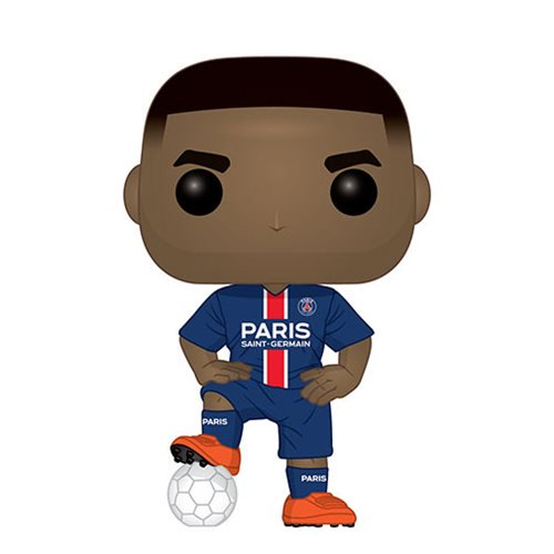 Funko POP! Soccer (Football): Paris Saint-Germain - Kylian Mbappe Vinyl Figure #21