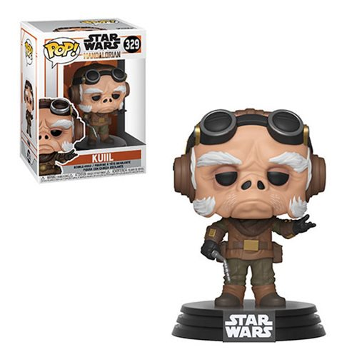 Funko POP! Star Wars: The Mandalorian - Kuiil Vinyl Figure #329