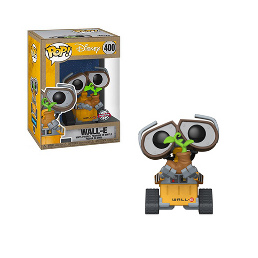 Funko POP! WALL-E - Earth Day WALL-E Vinyl Figure #400 Special Edition Exclusive [READ DESCRIPTION]