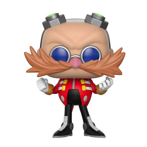 Funko POP! Sonic The Hedgehog - Eggman Vinyl Figure #286