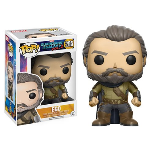 Funko POP! Guardians of the Galaxy Vol. 2 - Ego Vinyl Figure #205